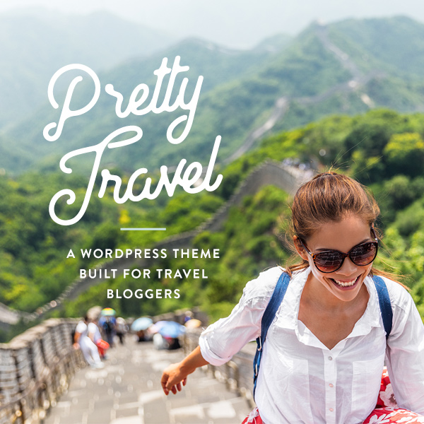 Pretty Travel Ad